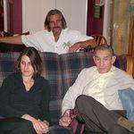 Colleen,  Ken Sr.  and  James