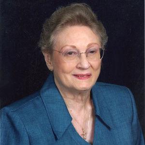 Billie Jean Denham Talley
