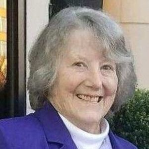 Martha Street Bailey Obituary Photo