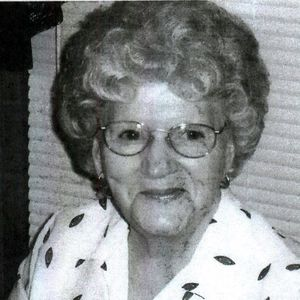 Mrs. Ruth Carpenter Burleson Obituary Photo