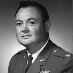 Col. Glen Getty