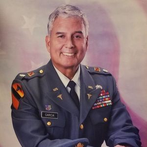 Colonel (Ret.) John  Joseph Garcia, M.D.