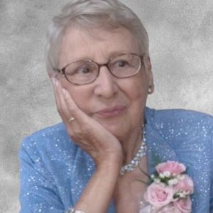 Shirley Anclien Mershon Obituary Photo