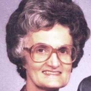 Janet Felicia Meacher