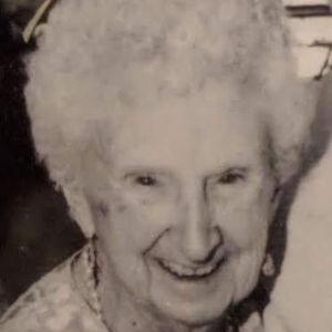 Mrs. Rita Mary Verrier