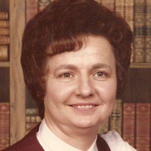 Wilma F. Bowmer