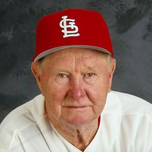 Red Schoendienst Obituary Photo