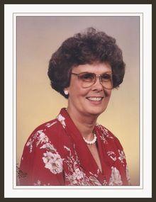 Sylvia Ann Martin Auville