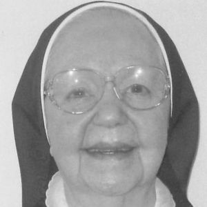 Sr. Christine-Marie, pm (Sr. Lucille Plourde) Obituary Photo