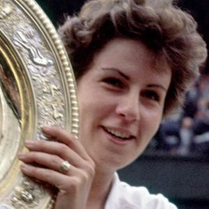 Maria Bueno Obituary Photo