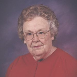 "Faye ""Lorraine"" Schroeder Obituary Photo"