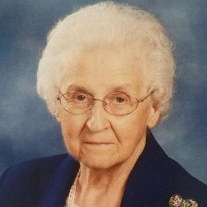 Mamie Lou Cash Allen Obituary Photo