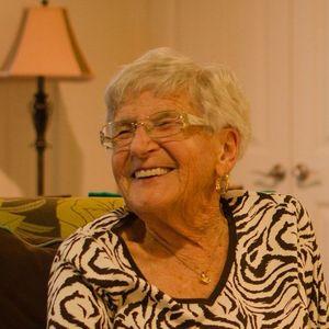 Charlotte Davidson Obituary Photo