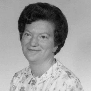 Doris Marie Coker Doss