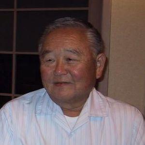 Toshio Iwamoto Obituary Photo