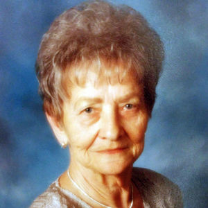 Mary Halinski Obituary Photo