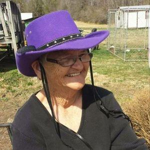 """Judeth Carolyn """"Judy""""  Frisbee Obituary Photo"""