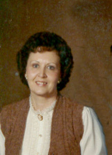Betty Irene Swanson