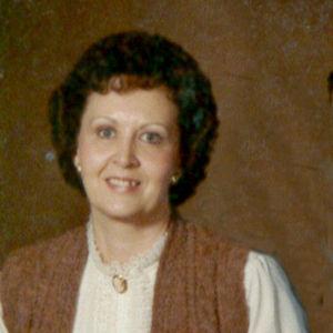 Betty Irene Swanson
