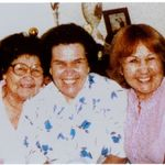 ALICE, sister in law Viola, and sister Adeline