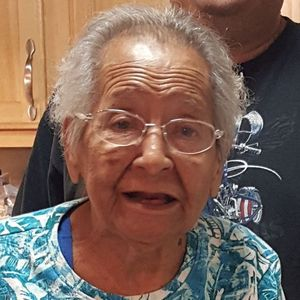 Anna  M Villarreal Obituary Photo