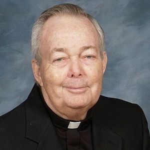 Rev. John J. Nevins, Ph.D. Obituary Photo