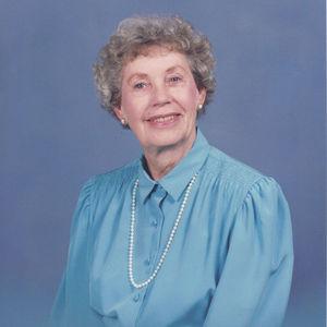 Alma K.  Spicer Obituary Photo