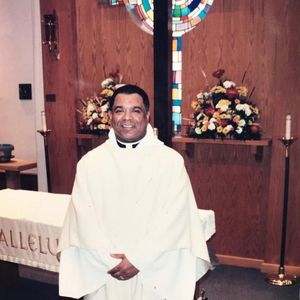 Rev. Vaughan P.L. Booker