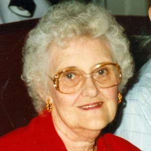 Marie Louise (nee Stoerrle) Adams