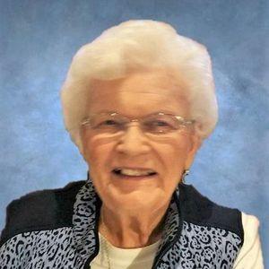 Betty Propst Tillman Obituary Photo