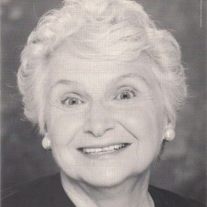Elise Davis Lyerly Carter Obituary Photo