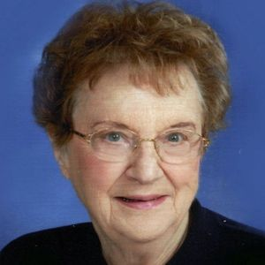 Vernagene J. Schafer Obituary Photo