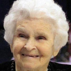 Marguerite Elizabeth Mathews