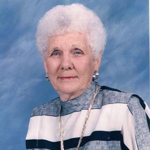 Frances Cartee Huffman