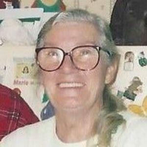 Nelda Marie Parker