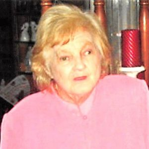 Beulah Jackson Sain Mears Obituary Photo