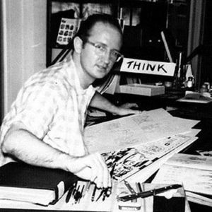 Steve Ditko Obituary Photo