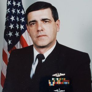 Commander Frank H. Simonds, Jr. Obituary Photo
