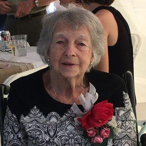 Darlene Dorothy Bullman, (Baker)