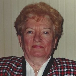 "Bridget P. ""Bridie"" (Fitzgibbon) Calabrese Obituary Photo"