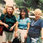 1999 Mafalda, Mary Elaine, & Bernadette at Aliquippa, PA