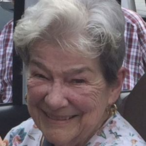 Bette A. (Jordan) Bishop Obituary Photo