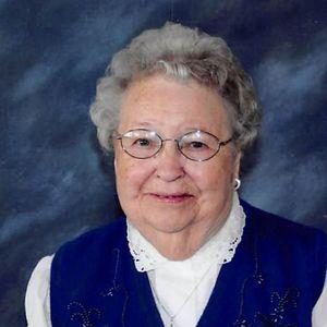 Olive B. Meller Obituary Photo