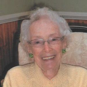 Mrs. Doris M. (DesRoches) Ouellette