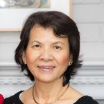 Portrait of Susan Shu-Hsia Chang Kuo