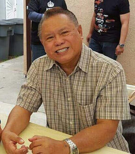 Mr. Edison Gallardo  Villones