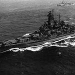 USS South Dakota BB-57 or Battleship X