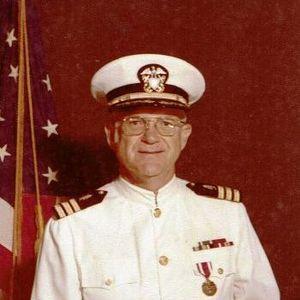 Commander George Wayne Millard