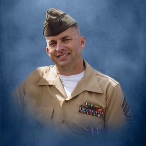 MSGT Adam William Falls Obituary Photo