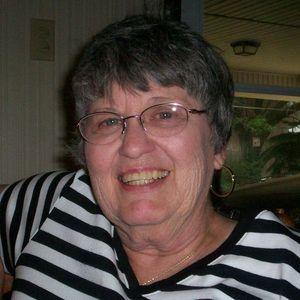 Patricia Barker Morgan